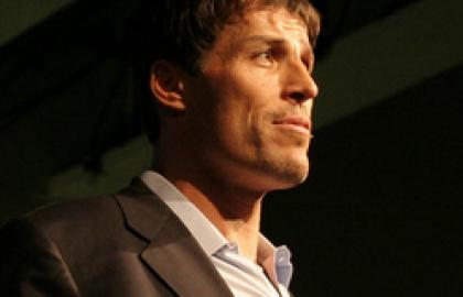 טוני רובין – מרצה ב TED